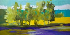 marshall noice artwork | Marshall Noice and his fascination with seeing the landscape in color!
