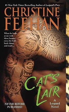 New from Christine Feehan!
