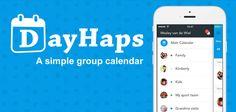 Dayhaps - il calendario di gruppo per iPhone e Android!