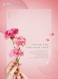 5월, 가정의달 (홀리데이), 편지, 카네이션, 감사, 사람손 (주요신체부분) Food Graphic Design, Ad Design, Mothers Day Poster, Business Plan Presentation, Korea Style, Korea Fashion, Popup, Family Love, Business Planning
