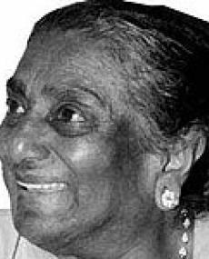 November (1908) South African anti-apartheid activist, Ama Naidoo born, Asiatic Bazaar Pretoria.