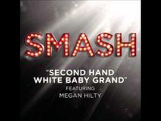 Smash - Second Hand White Baby Grand