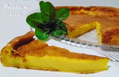 Base, Other Recipes, Portuguese, Delish, French Toast, Cheesecake, Dishes, Breakfast, Sweet