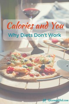 There are issues with just counting calories for weight loss. Understanding how calories differ can help you better understand why dieting doesn't work. #dieting #weightloss #dietsdontwork #countingcalories via @LifeZemplified