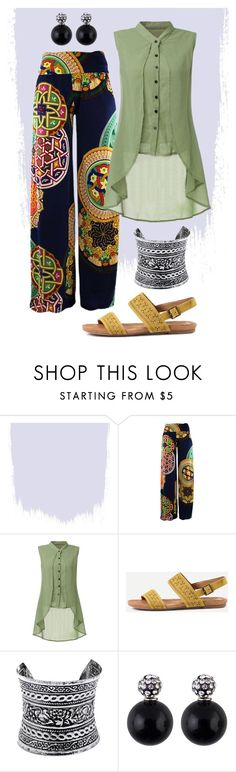 """""""Frugal Fashionista"""" by dundiddit ❤ liked on Polyvore featuring LULUS"""