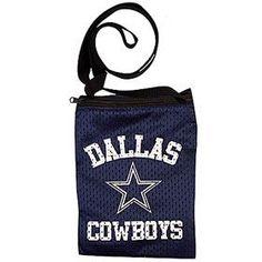 Dallas Cowboys Game Day Pouch Bag