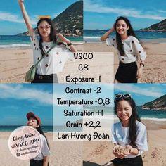 Photography Filters, Vsco Photography, Photography Editing, Foto Editing, Photo Editing Vsco, Instagram Themes Vsco, Best Vsco Filters, Vsco Effects, Vsco Themes