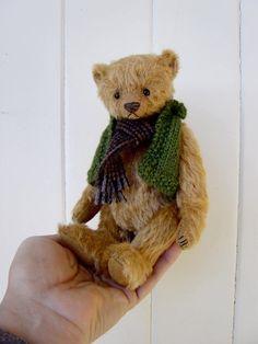 Jasper PDF Pattern 7 Teddy Bear including knitted by aerlinnbears, $13.00