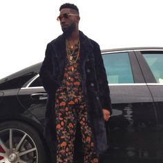 Wednesday Inspo (Mr. Tinie Tempah)
