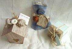 Bomboniere originali per Battesimo - Portaconfetti per Battesimo