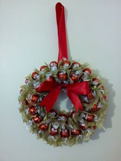 Lindt Lindor Sweet Wreath