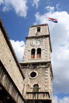 Croatia - Sibenik - St Ivan Church (Crkva Svetog Ivana)
