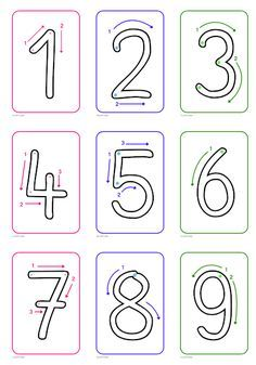 Cost-Free preschool curriculum numbers Ideas Out of discovering just what exactly sounds correspondence help to make to help keeping track of for you to prescho Preschool Curriculum Free, Preschool Writing, Numbers Preschool, Kindergarten Math Worksheets, Preschool Learning Activities, Free Preschool, Visual Motor Activities, Math Numbers, Kindergarten Graduation
