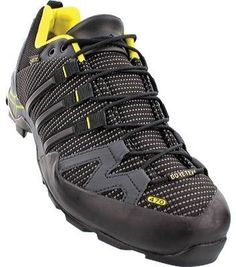 adidas Men s Terrex Scope GORE-TEX Approach Shoe Dark Grey Black Vista Grey  Size 8.5 M 5ecd84fa19