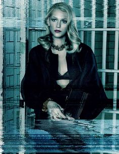 Blake Lively is a good girl gone bad in her cover shoot for Interview's September issue. Lensed by Craig McDean and styled by Karl Templer, the American actress appears to be in trouble with the law as she undergoes an interrogation in sexy ensembles from the likes of Balenciaga, Fendi and Burberry. Look for the behind the scenes video on Interview's site.
