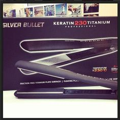 Coming early 2013! The new Silver Bullet 230 Titanium. #silverbullet #hair #flatiron #hairstraightener #comingsoon