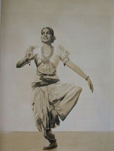 Smt. Rukmini Devi, 1930s.