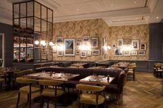 Deak St. Kitchen & Kupola Lounge café by B3 Designers, Budapest – Hungary » Retail Design Blog