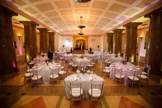 GW Masonic Temple Alexandria Virginia wedding reception Stephen-Gosling-Photography-10