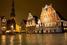 House of the Blackheads, Riga, Latvia (by Svein-Magne Tunli)