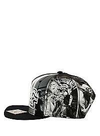 HOTTOPIC.COM - Star Wars Logo Sublimation Snapback Hat