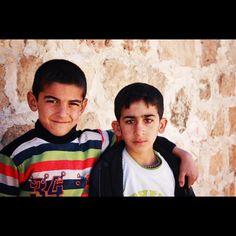 Mardin'in çocukları