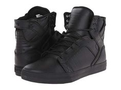 half off 4afcd cf325 Supra Skytop Supra Shoes Men, Mens Red Shoes, Black Shoes, Red Sneakers,