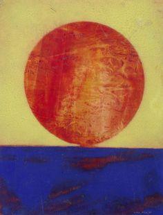 Max Ernst (German, 1891-1976) - Demain, 1962
