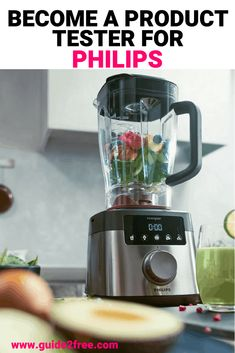 How to Become a Product Tester for Philips Earn Money From Home, Way To Make Money, Become A Product Tester, Price Strategy, Save On Foods, Online Work From Home, Money Saving Challenge, Work From Home Opportunities, Get Free Stuff