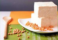 Queijo de soja - Tofu