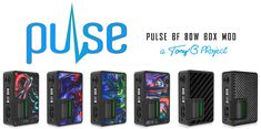 Box BF 80w Vandy Vape Pulse – 36,10€ / 40,20€ fdp in https://www.vapoplans.com/2018/04/box-bf-80w-vandy-vape-pulse-3760e-fdp-in/