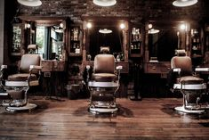 18th Amendment Barber Shop, Vancouver