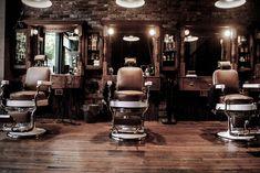 18th Amendment Barber Shop, Vancouver