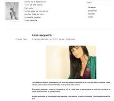 Luísa Sequeira: Tuttifruttimag...