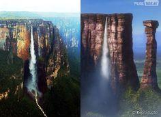 Cachoeiras dos Anjos, Venezuela - Up: Altas Aventuras