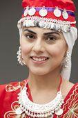 Kashmiri Bridal make-up