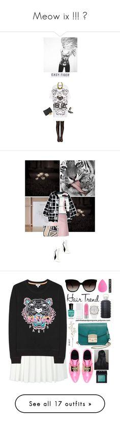 """Meow ix !!! 💗"" by krahmmm ❤ liked on Polyvore featuring Kenzo, Juliet & Company, Zoe Karssen, Nasty Gal, Topshop, Gucci, West Elm, Chicnova Fashion, Chanel and Miss Selfridge"
