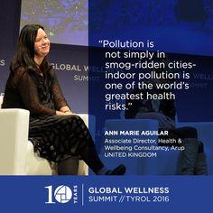 #GWS2016 Ann Marie Aguilar on environmental wellness