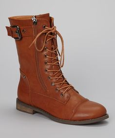 Take a look at this Camel Kenia 01 Boot on zulily today!