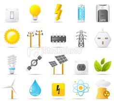 Électricité, Symbole, Ligne de haute tension, Icône d'ordinateur, Énergie Illustration vectorielle libre de droits