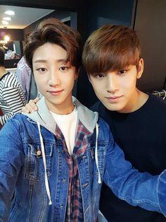 Mingyu & Minghao