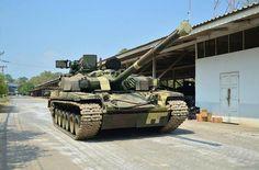 SsocSが明らかになった:過給T-84をタイのROMによって?