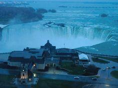 Niagara Falls! Mom went there on her honeymoon