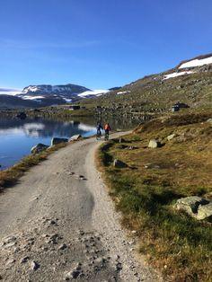 Rallarvegen (bike tour) - Aurland Municipality, Norway