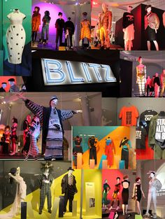 "Find Your Brand: Wonder London Fashion in 1980s ? Here We Go : ""Club to Catwalk"" Exhibition"