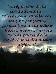 citation diversité gandhi Gandhi, Image Citation, Plus Belle Citation, Unity In Diversity, Need Love, Positive Attitude, Feel Good, Affirmations, Me Quotes