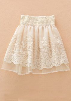 Lace Skirt♡