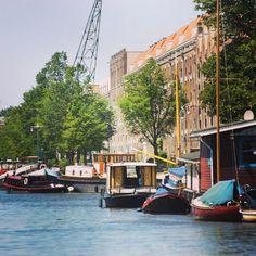 Amsterdam City, Blog, Blogging