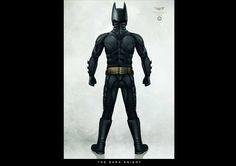 Film Sketchr: Glorious 'The Dark Knight' Concept Art by Jamie Rama