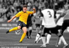 Cambridge United Football Club footballer Ryan Donaldson Man Of The Match, The Man, Cambridge United Fc, The Unit, Football, Club, Running, Soccer, Futbol